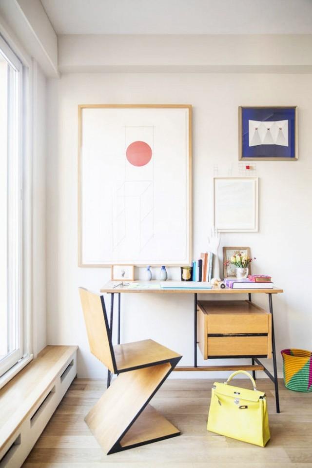 Modern Desk Z chair