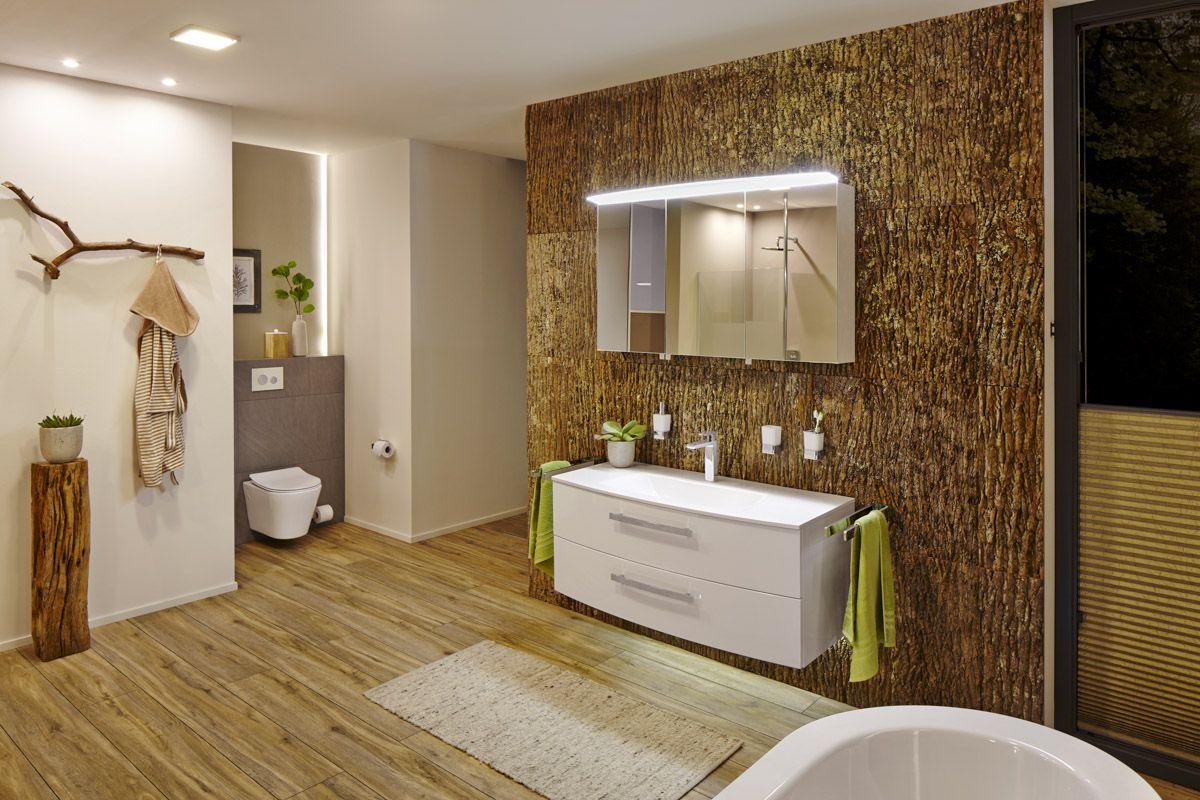 Natural Materials - Bark Wallpaper