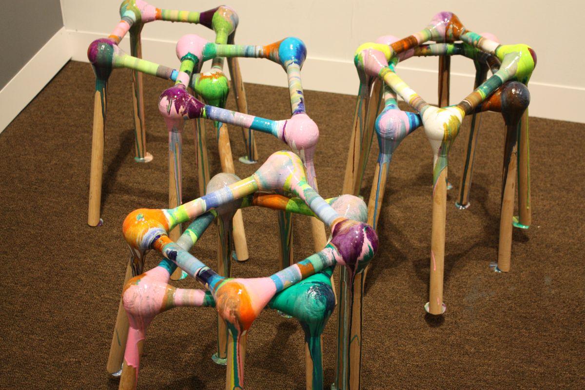 Nick Gelpi Marcus Linnenbrink stools 2