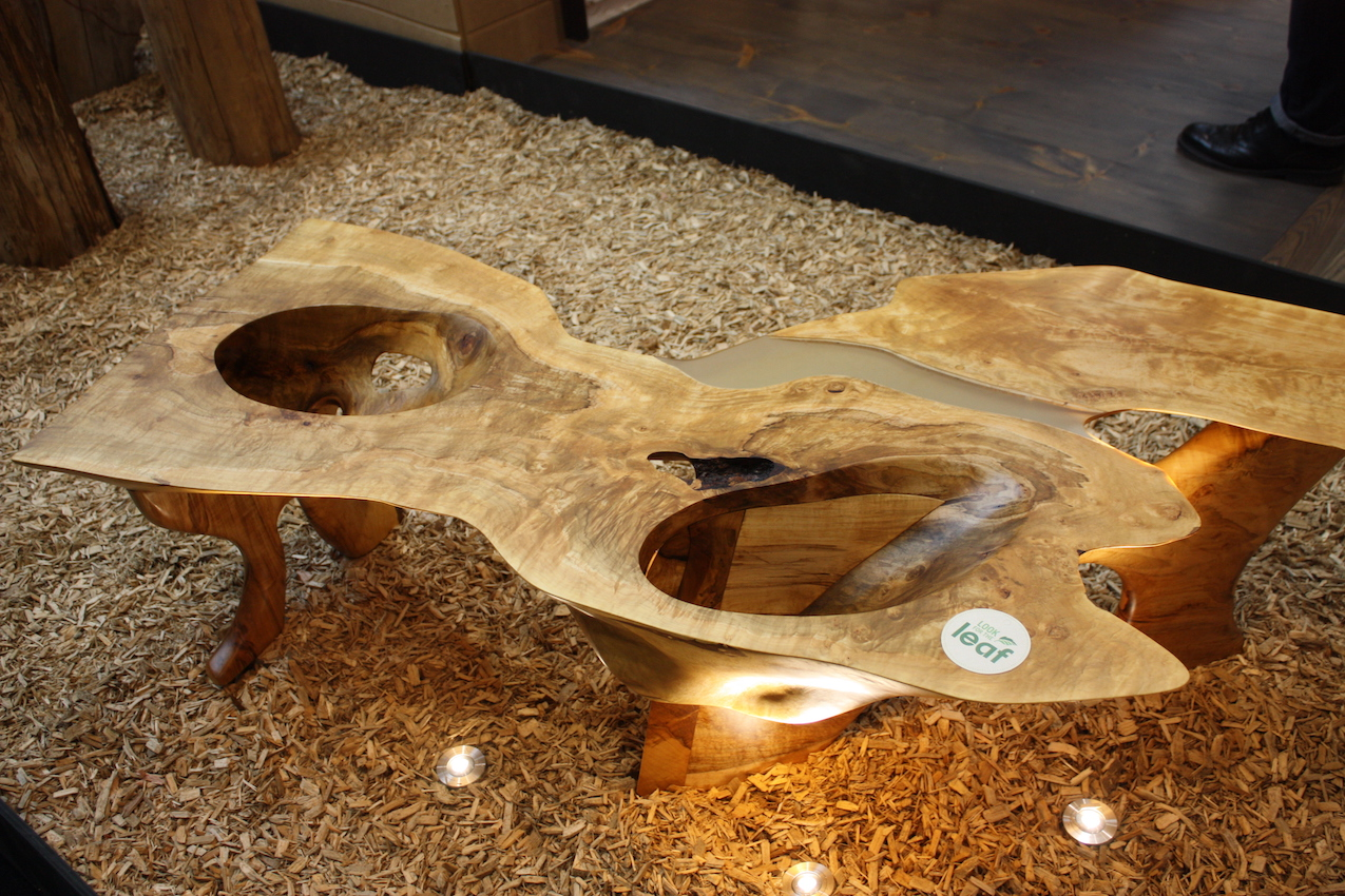 Ontario wood coffee table 2