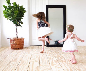 How to Add Plywood To Your Home Decor