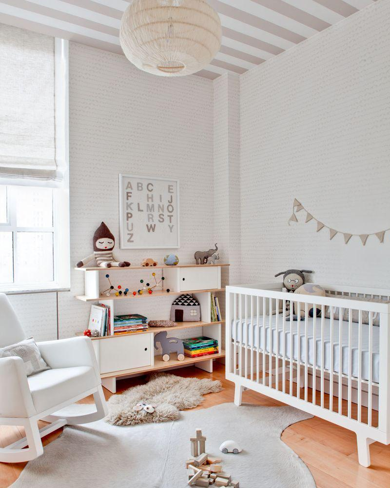 12 Gorgeous Scandinavian Nurseries