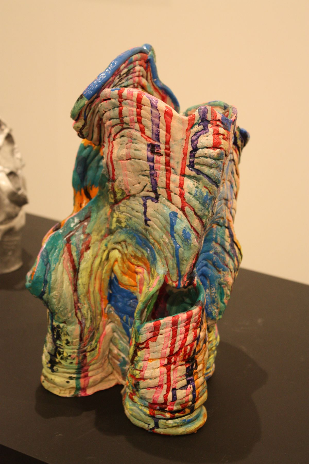 Rachel Uffner coil vessel