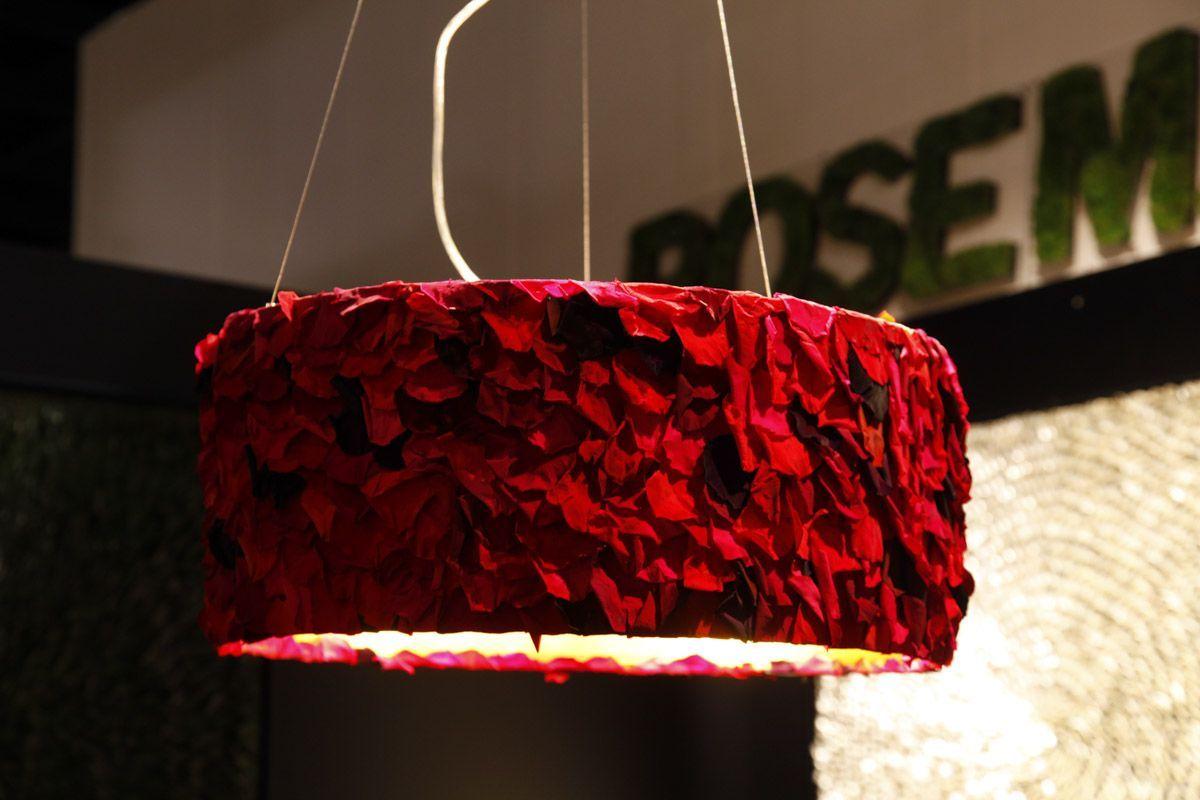 Romantic Rose lamp