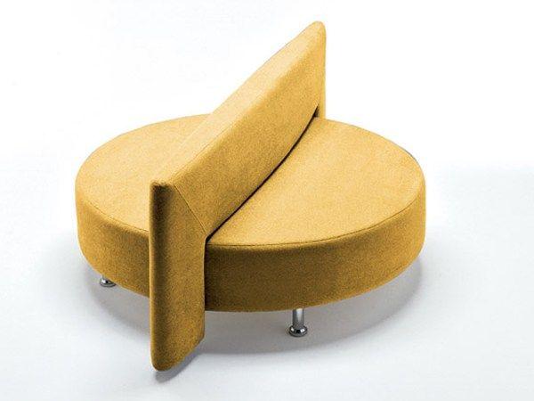 Saturno runde Couch