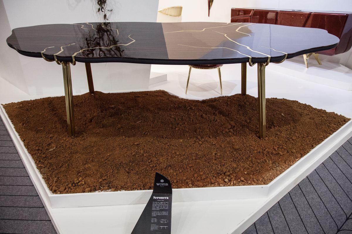 Seronera modern coffee table