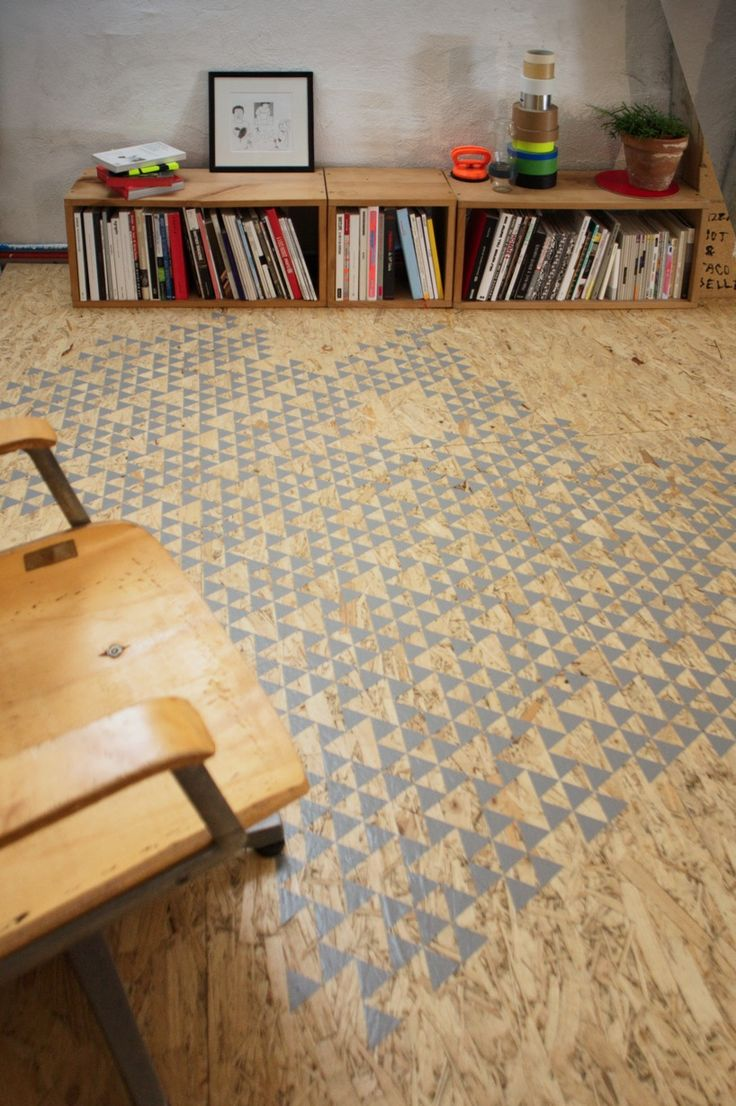 Design Plywood Flooring styling plywood flooring in your home stenciled pattern floor