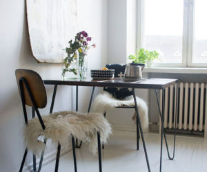 ... The Key To Chic DIY Furniture Is A Set Of Hairpin Legs