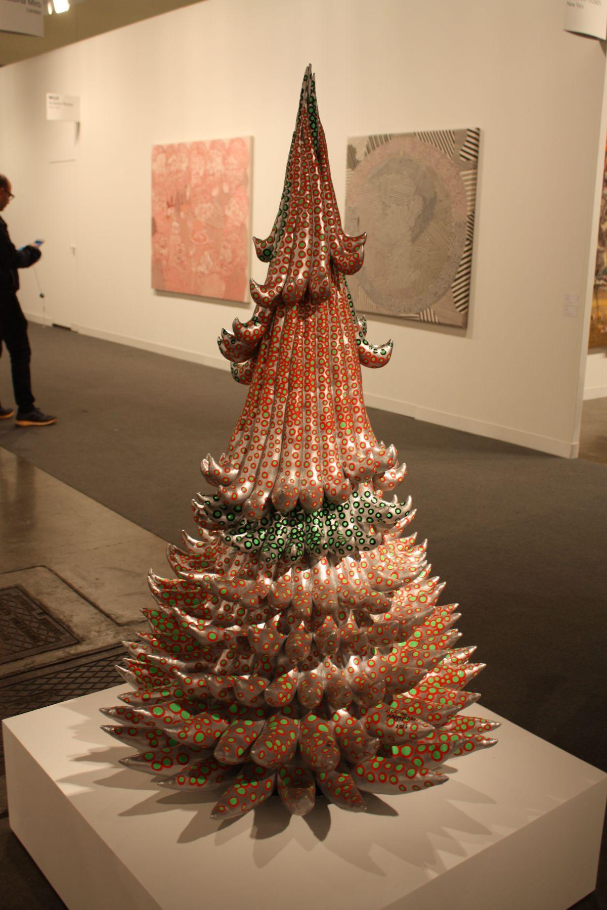 Victoria Miro Gallery tree