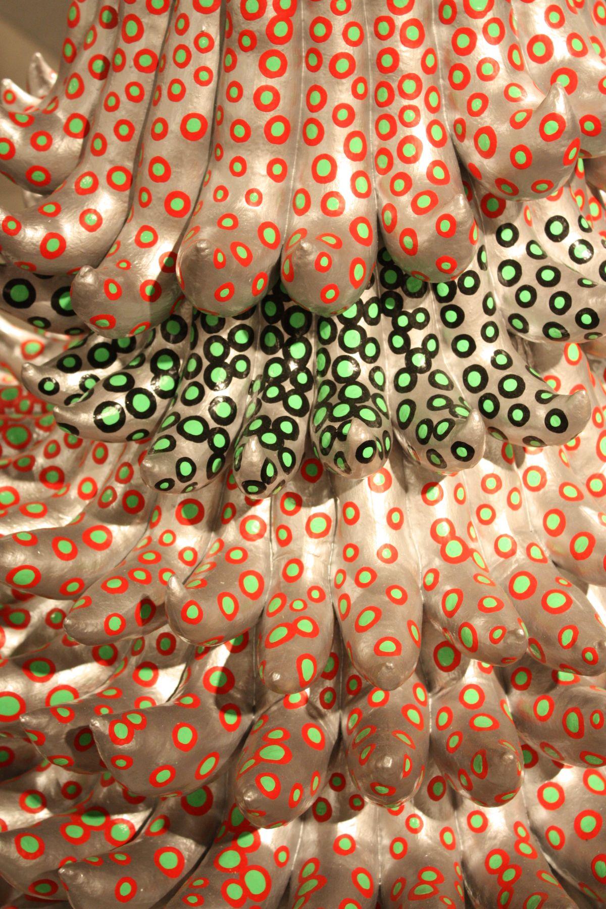 Victoria Miro tree detail