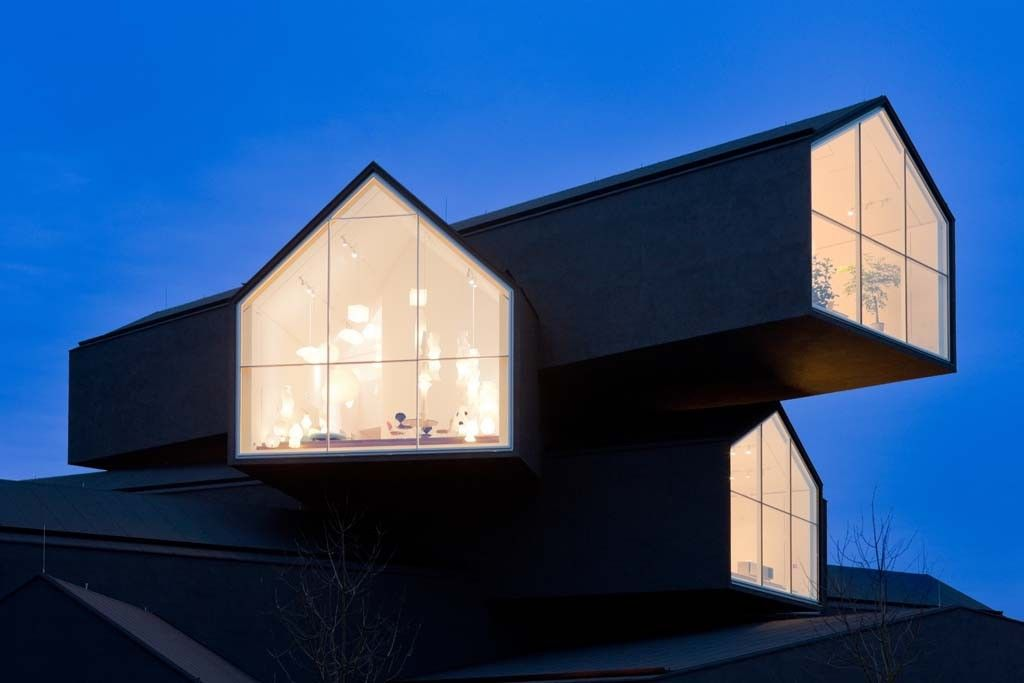 VitraHaus Stacked by Herzog and de Meuron