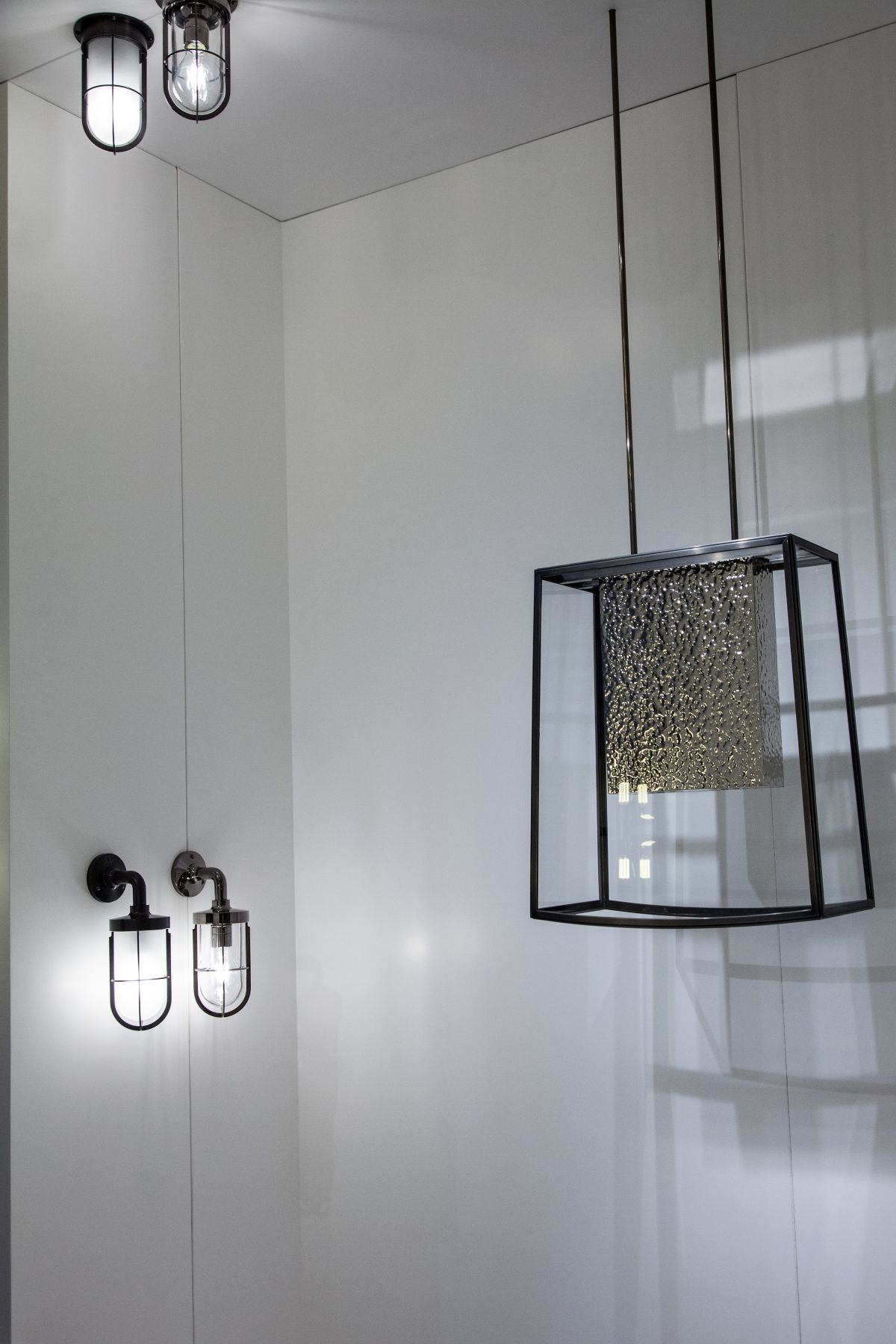 The Wall Light And Ceiling Versions Of The Bounty Light Are Versatile And  Marine Inspired