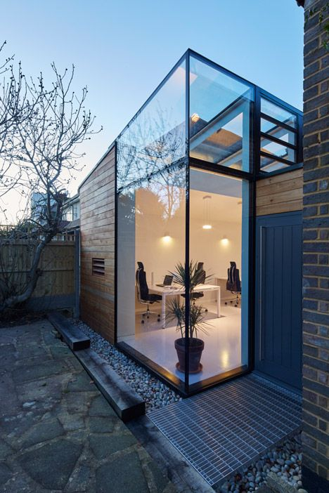 Windows House Extension