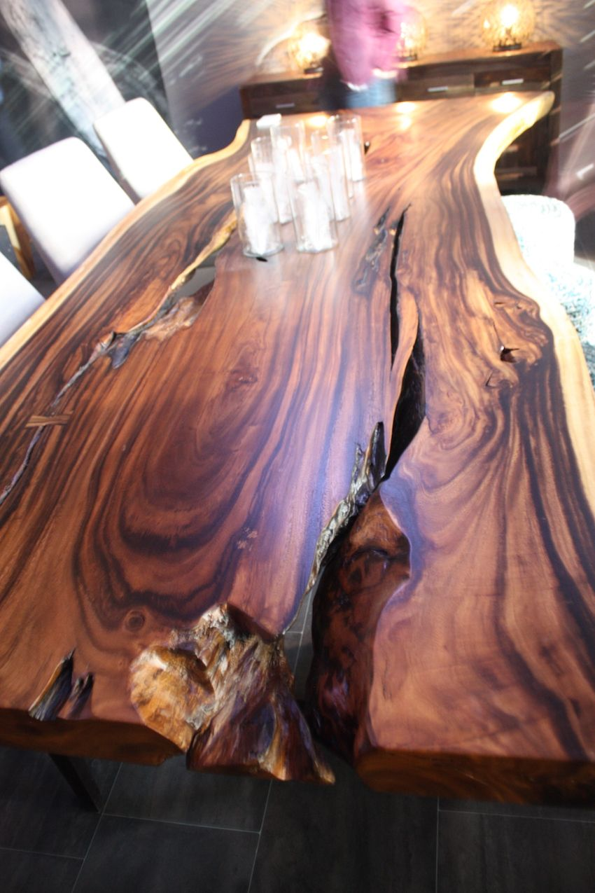 artemano live edge close up