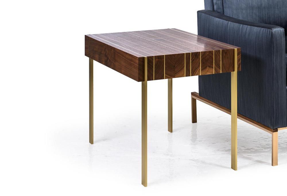 ellis side table-Opulent Subtlety