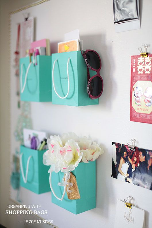 organizing with tiffany