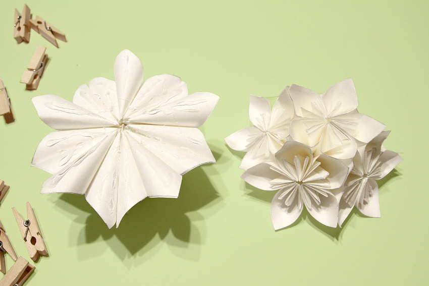 Step By Kusudama Flower Ball Tutorial