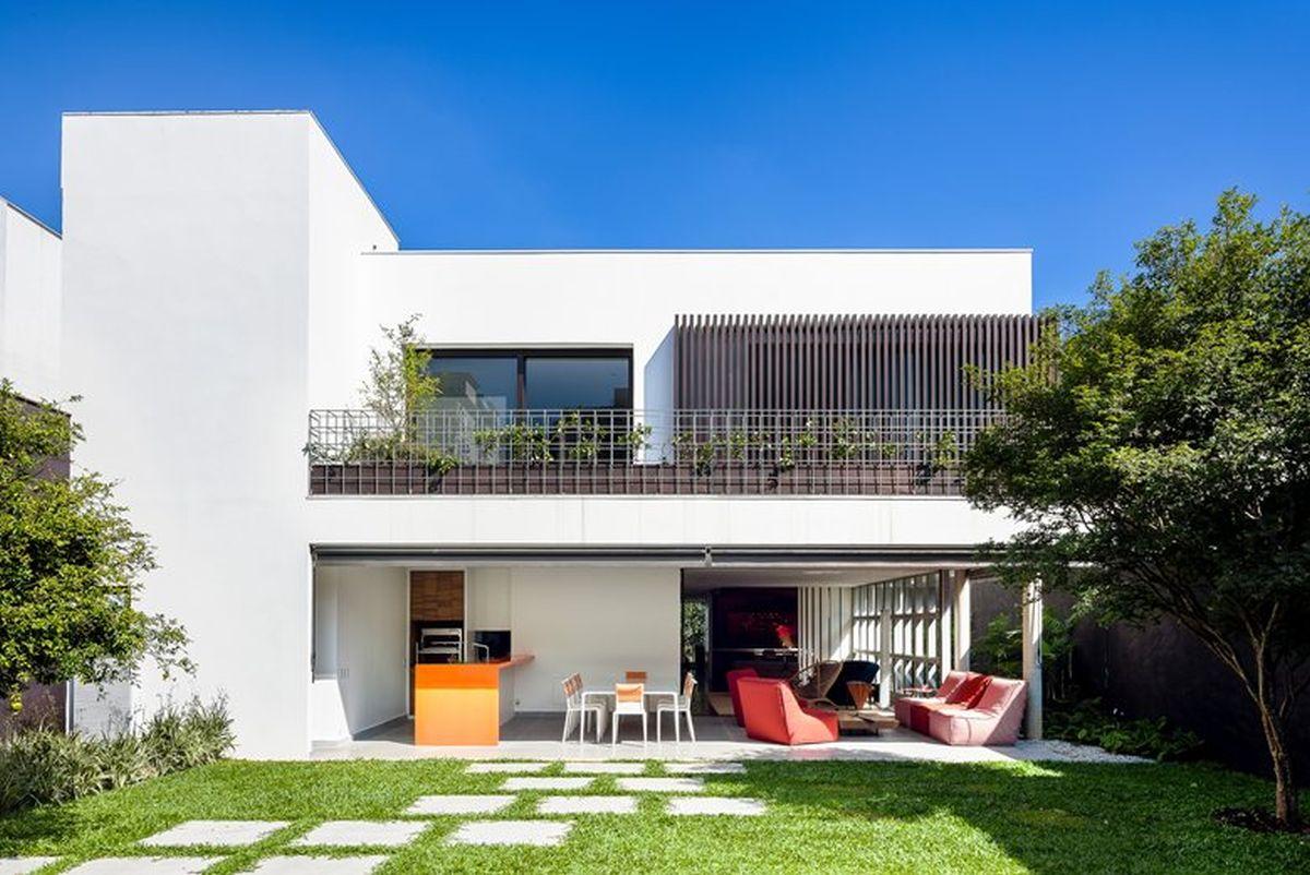 AA House back yard