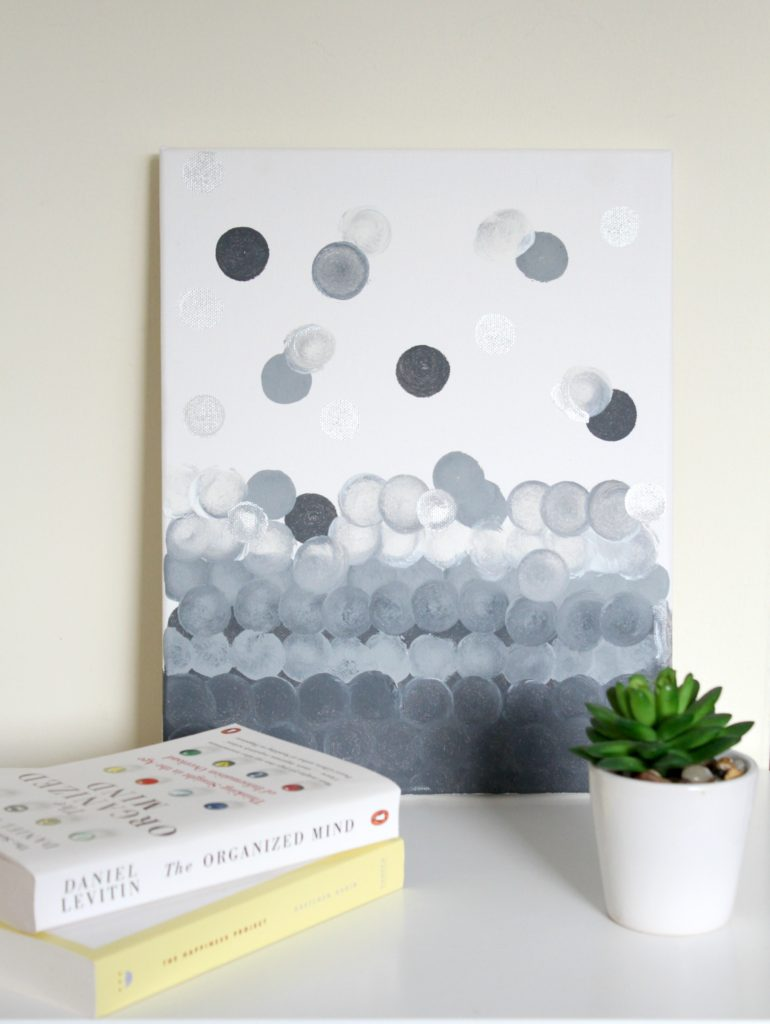 Simple and Modern Abstract Canvas Wall Art