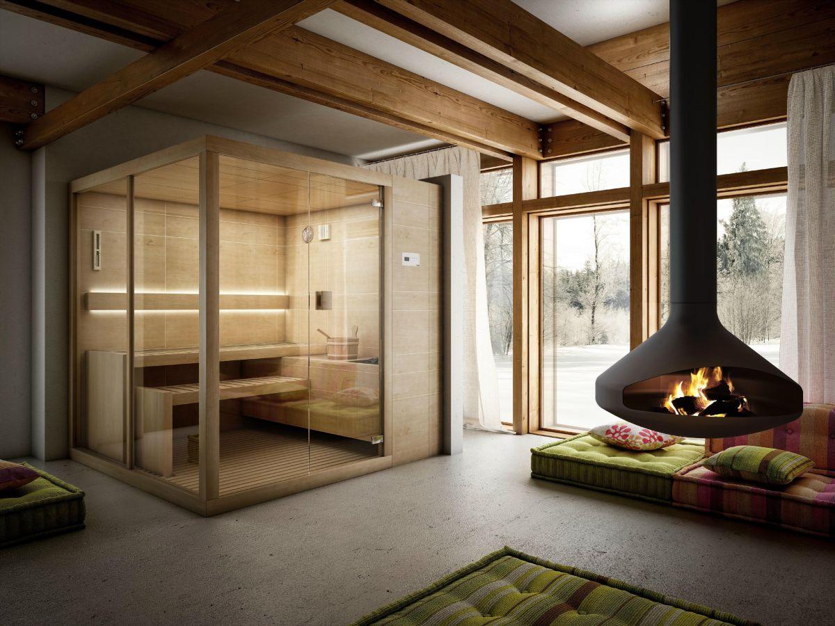 Home Sauna Design   Home Design Ideas
