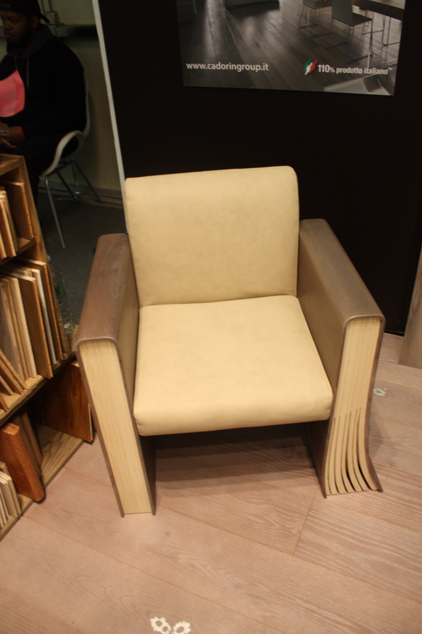 Cadorin Book Chair