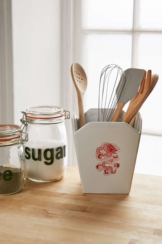 Win Your Spring Cleaning Game With These Kitchen Storage Containers