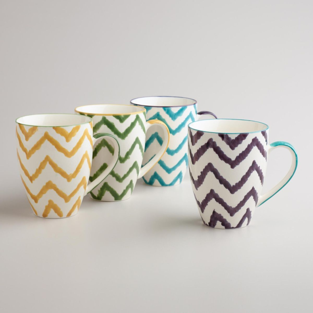 Cool chevron mugs