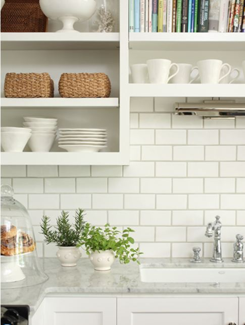Diy Kitchen Subway Tiles
