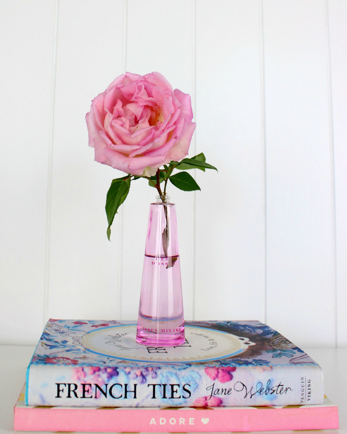 DIY perfume vase