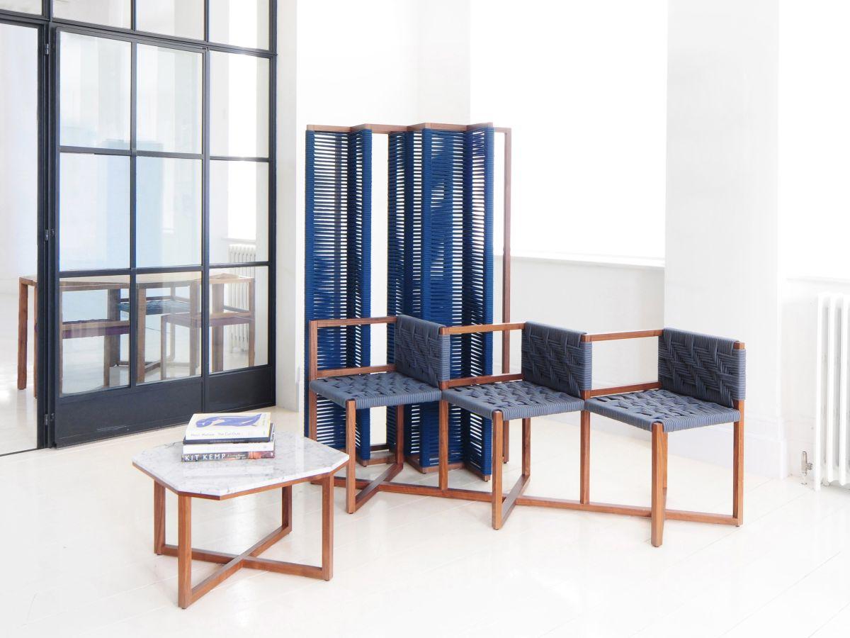Efasma fabric room divider