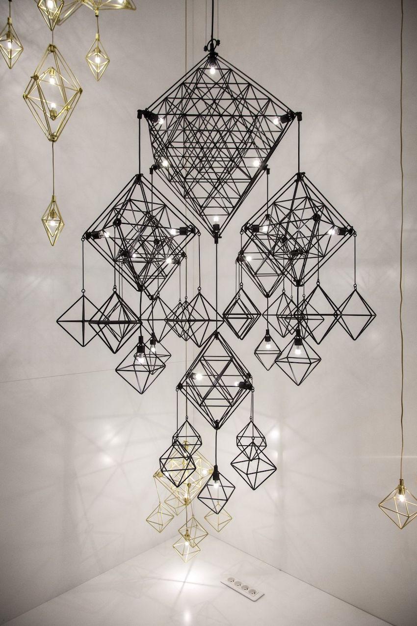 Forestier chandelier