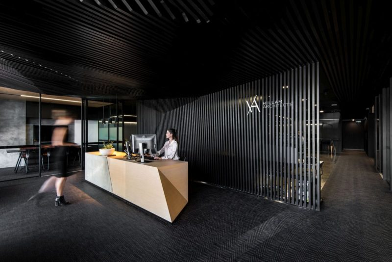 Modern Architecture Office Promotes Task-Oriented Design