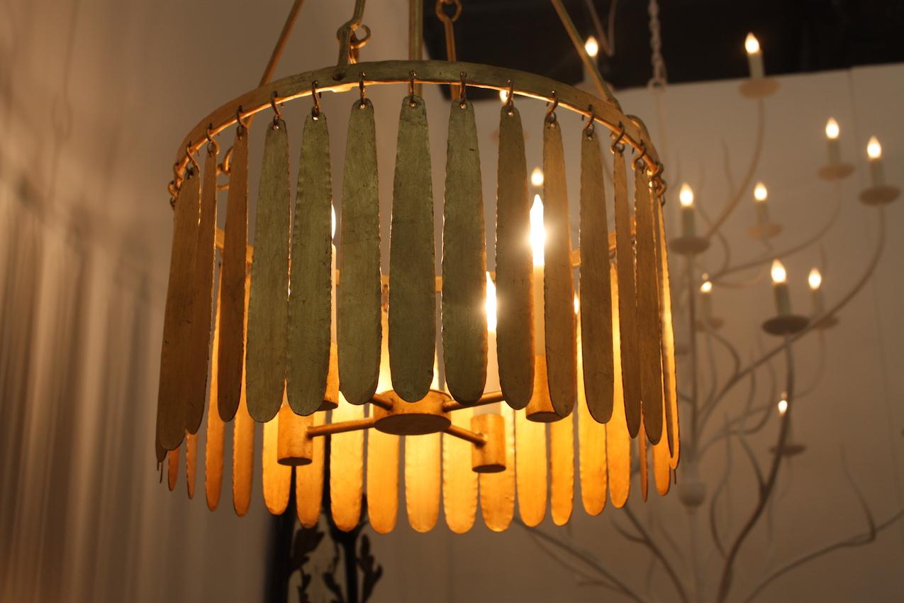 Ironware flats light