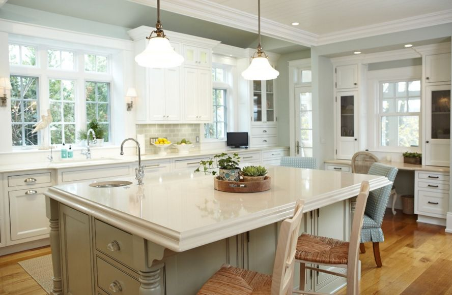 Kitchen With Tradition Design