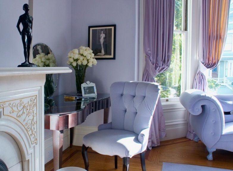 Bedroom Colors Lilac 40 bedroom paint ideas to refresh your space for spring!