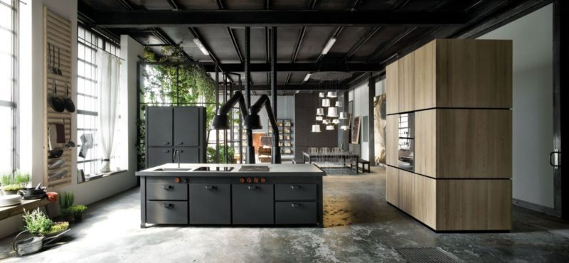 Milan Loft Innovates Through Harmonious Eclecticism