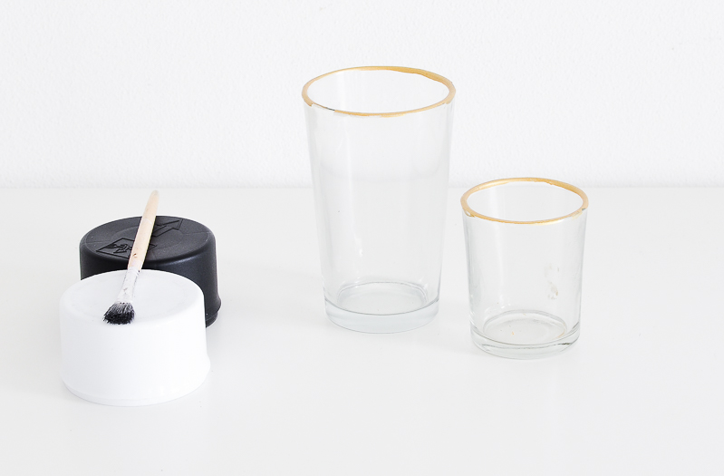 Materials to create a trendy containers