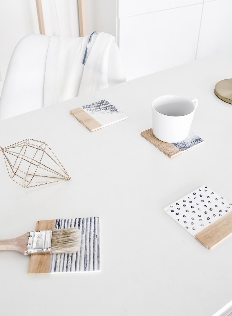 Minimalist coasters