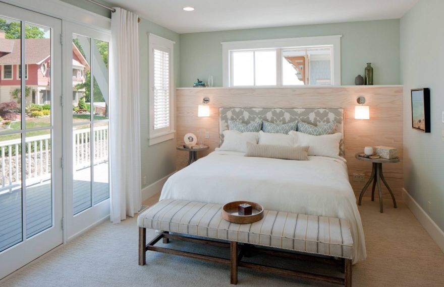 Mint Green Bedroom Color