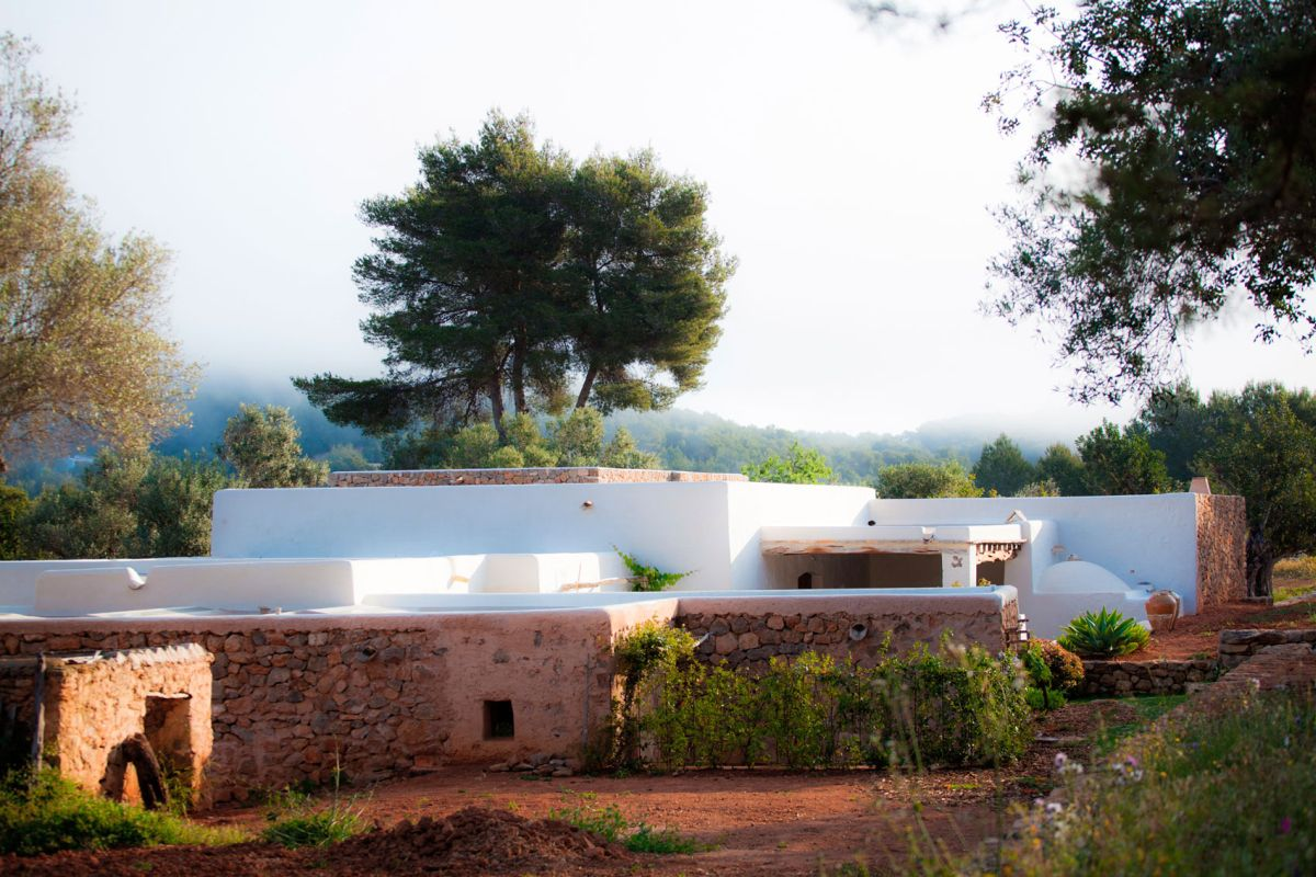 Style De Veranda Moderne 300 year old country house adapted to a modern style