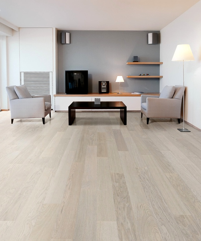 20 everyday wood laminate flooring inside your home for Living room with wood floors