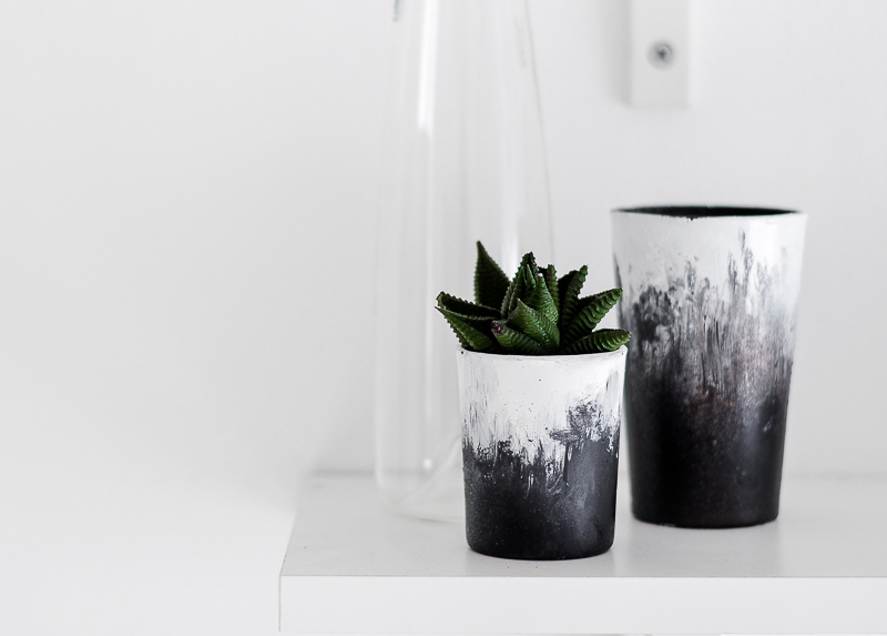 Modern washed containers