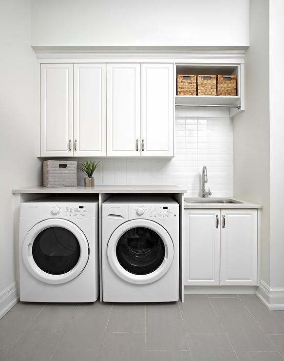 20 Ultra-Modern Laundry Rooms That Fit Into The Most Contemporary Homes