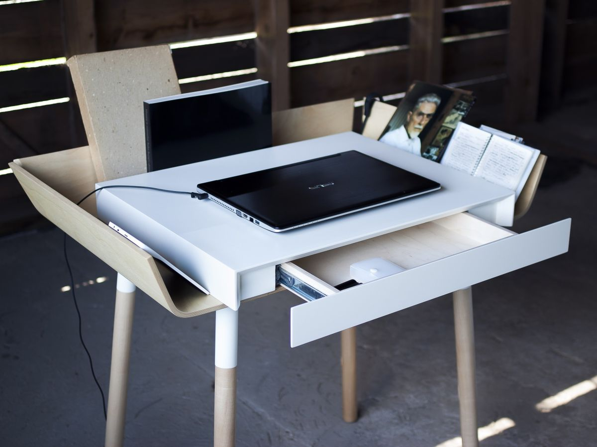 My small writing deskk