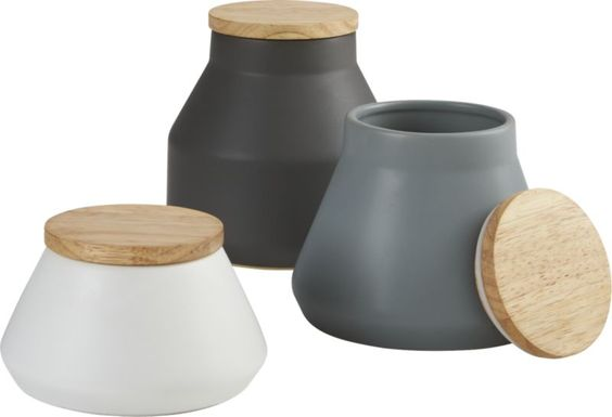 Natural canisters