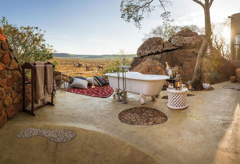 Outdoor safari tub