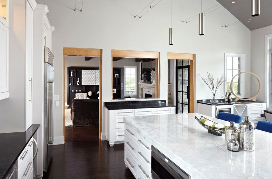 White Quartz Countertops Inspire Your Kitchen Renovation - Quartz countertops colors for kitchens