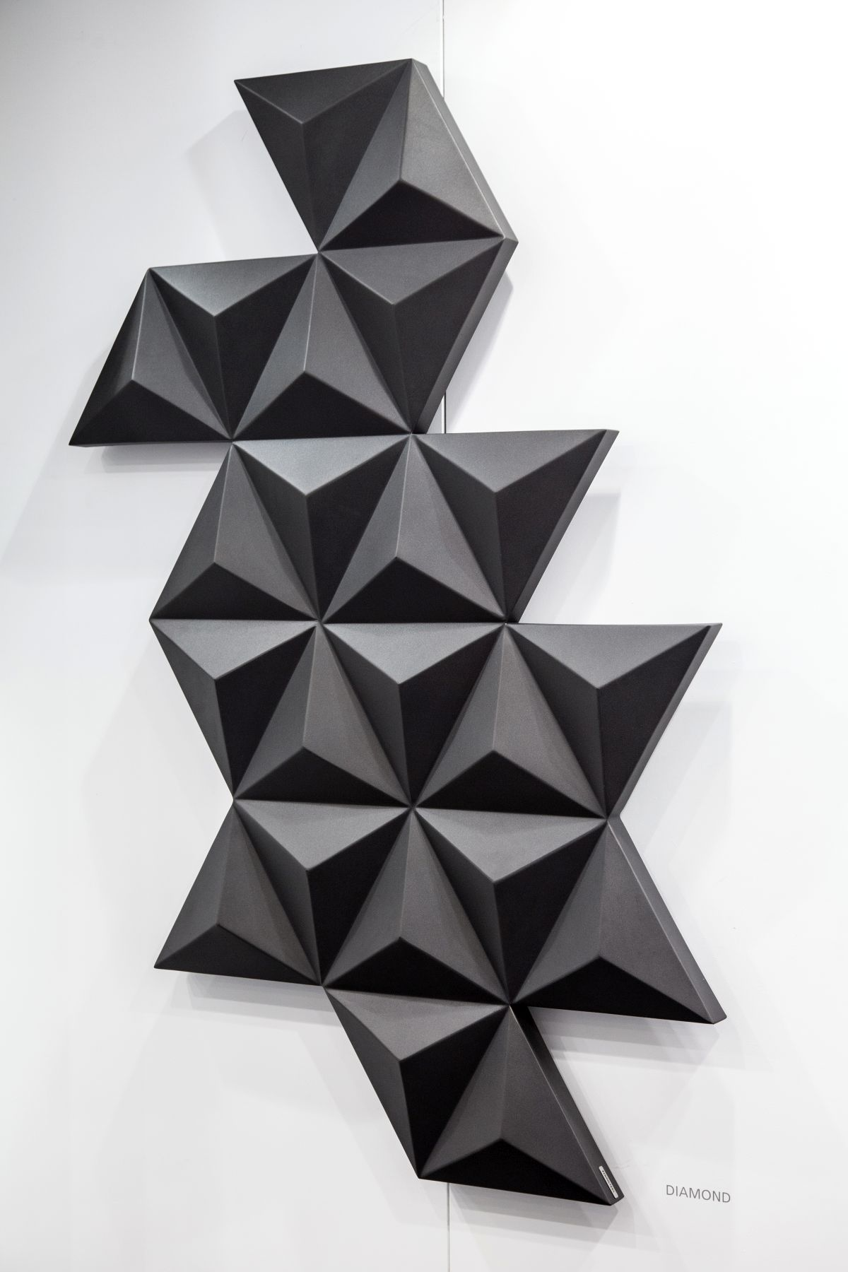 Radiator black diamond