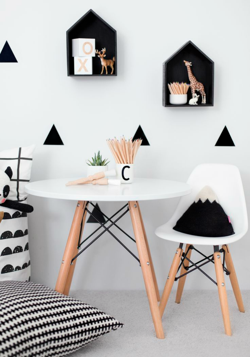 Scandinavian creative space