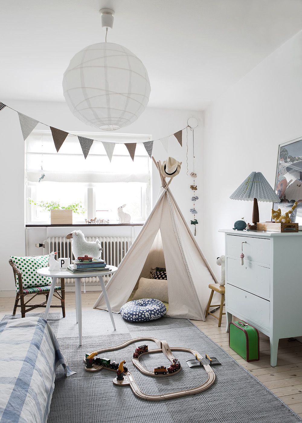 16 best scandinavian bedrooms for kids - Bedroom for kids ...
